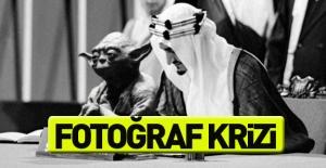 Suudi Arabistan'da fotoğraf krizi! Apar topar kovuldu