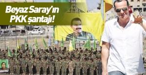 ABD'den 'PKK devleti' için santaj!