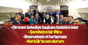 Belediyelerdeki istifa iddiaları Erdoğan'a soruldu
