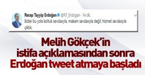 Erdoğan: Bu yola koltuk sevdasıyla çıkmadık