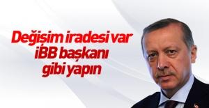 Erdoğan'dan flaş istifa açıklaması!