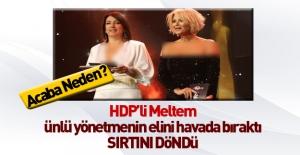 HDP#039;li Meltem kendinden bekleneni...