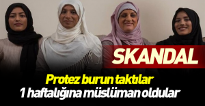 İngiltere'de skandal program