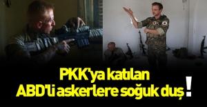 PKK#039;ya katılan ABD#039;li askerlere...