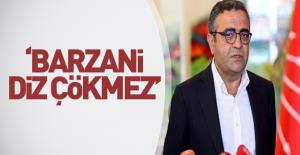 Sezgin Tanrıkulu Türkiye'nin politikasını eleştirdi