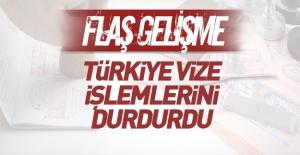 Türkiye#039;nin misilleme açıklaması