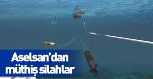 ASELSAN'dan denizde elektronik harp sistemleri