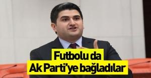 CHP yine Ak Parti'yi suçladı!