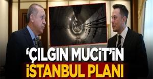 #039;Çılgın mucit#039;in İstanbul...