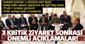 Cumhurbaşkanı Erodğan'dan önemli...