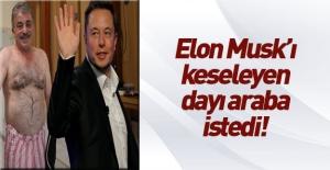 Elon Musk'ı keseleyen tellak, bahşiş...