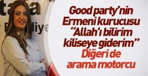Good Party'nin kurucuları arasında 2 Ermeni var