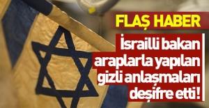 İsrail ilan etti! 'İran'a karşı...