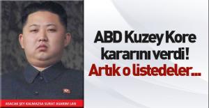 Kuzey Kore#039;de artık o listede...