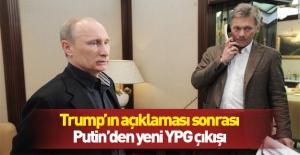 Rusya'dan Erdoğan'ın YPG açıklamasına yeni cevap