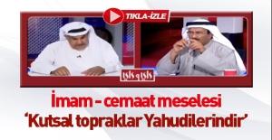 Satılmış Arap gazeteci saçmaladı