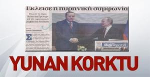 Türkiye ile Rusya anlaştı, Yunanistan endişeli