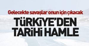 Türkiye tarihi hamle için ortak arıyor!