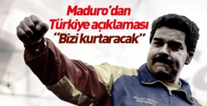Venezuela lideri Maduro#039;dan Türkiye...