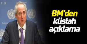 BM'den rezil açıklama