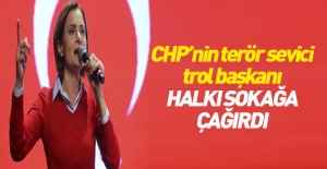 CHP#039;nin trol başkanından skandal...