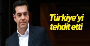 Yunanistan#039;dan aşağılık tehdit