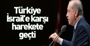Erdoğan#039;dan terör devleti İsrail#039;e...
