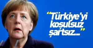 Merkel'den Nato açıklaması