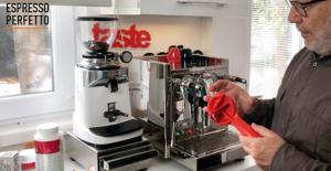 Kaliteli Espresso Kahve Makinesi ile...